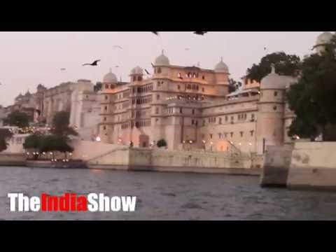 City of Lakes Udaipur : Tourist Attractions in Udaipur | Traveling India | The India Show - Part -3