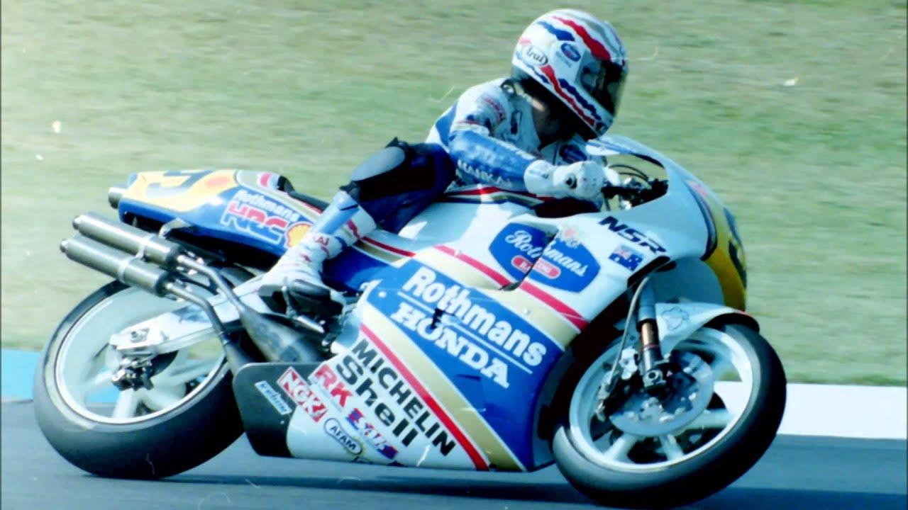 MotoGP - Donington Park - 1988 - 1990 approx. - YouTube