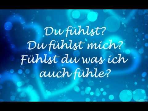 because i love you deutsche übersetzung