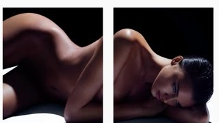 Irina Shayk se desnuda para todos sus seguidores