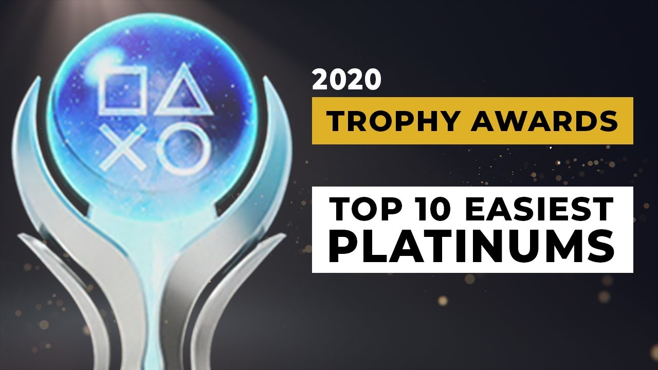 Download PlayStation's Best & Easiest Platinums of 2020 - The Trophy Awards