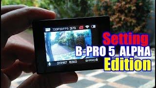 Download Video BRICA B-PRO 5 ALPHA EDITION, REVIEW MENU DAN CARA SETTING MP3 3GP MP4