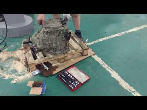 Ремонт коробки АКПП A6MF1 на автомобиле Kia Optima TF