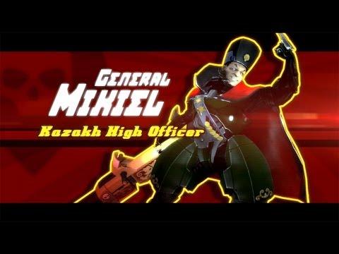 Strider Xbox One gameplay part 12 versus General Mikiel Kazakh High Officer