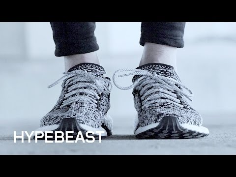 c617fe0a9d713c A Closer Look at the adidas PureBOOST Sneaker - YouTube