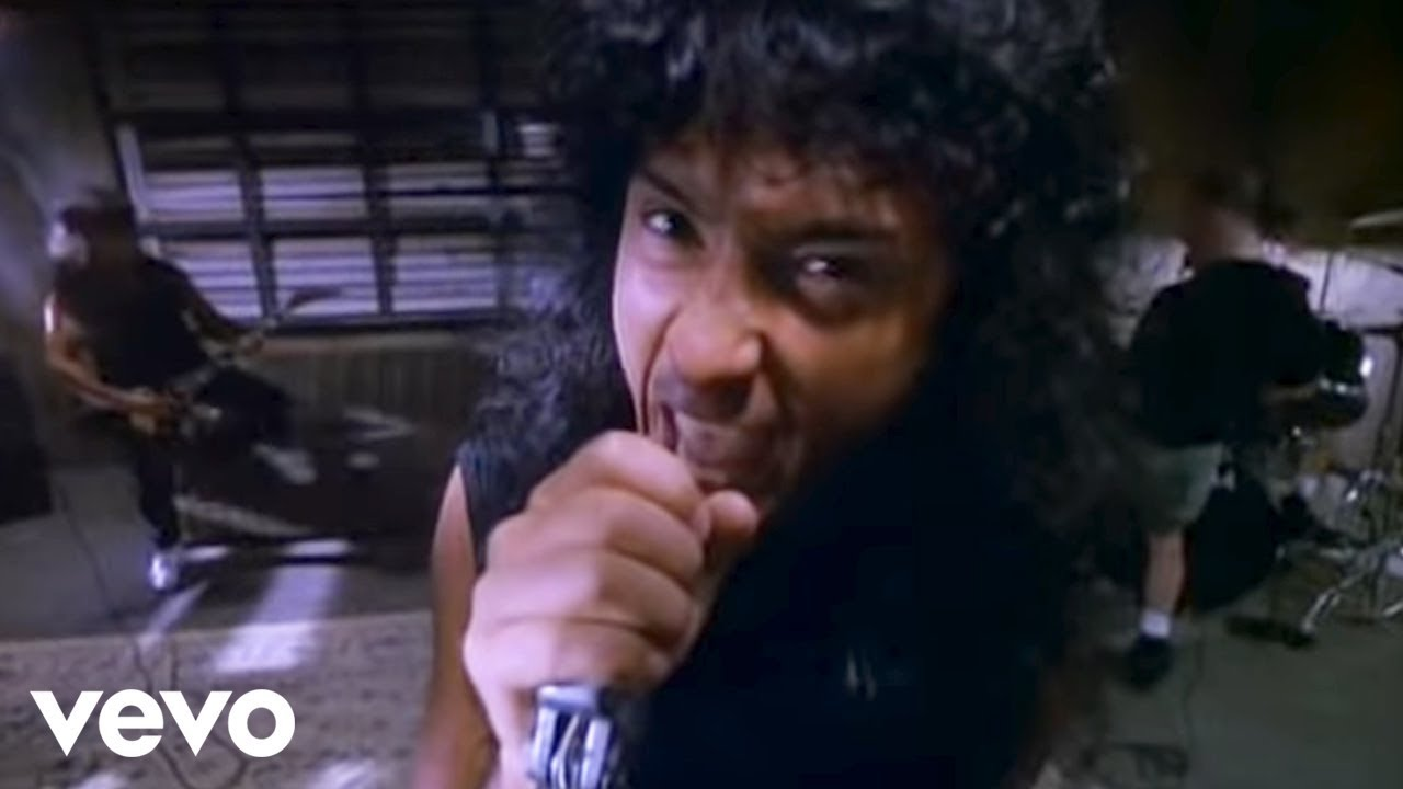 Anthrax - Got The Time  Official Music Video