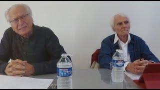Rencontre Dominique Pagani - Bernard Friot -  1er Juin 2018