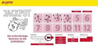 Lotto Bayern - Spiel 6aus49