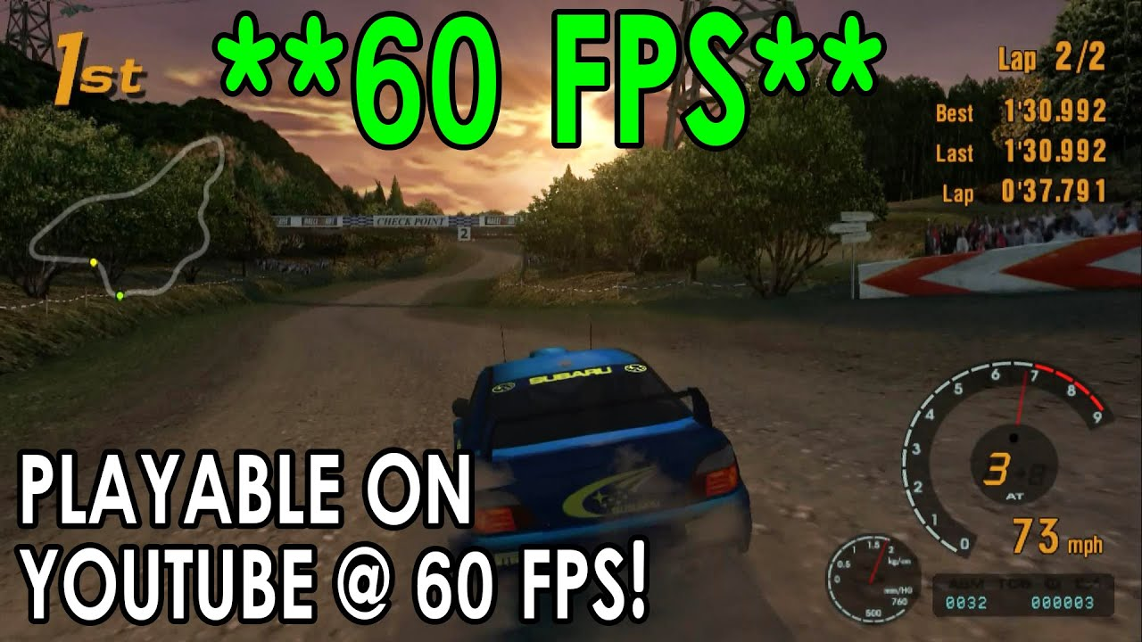 [60 FPS] PCSX2 Emulator 1 3 0 | Gran Turismo 3 A-spec [1080p HD] | Sony PS2