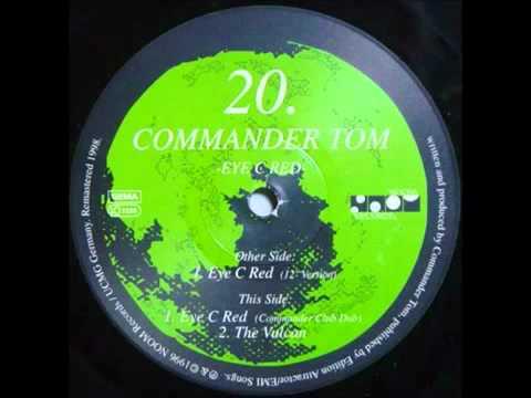Commander Tom - The Vulcan | Noom Records
