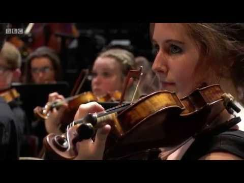 Proms 2016  Gustav Holst  The Planets Edward Gardner, National Youth Orchestra