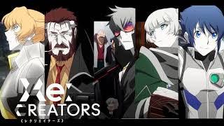 Re:CREATORS - Layers