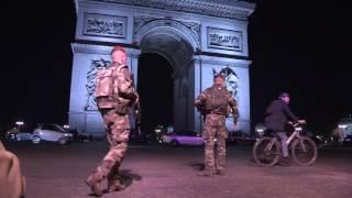 Attaque terroriste sur les Champs Élysées (20 Avril 2017, Paris)
