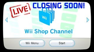 The Final Hours of the Wii Shop Channel Livestream