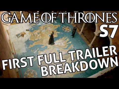 Thumbnail: [Game of Thrones] Season 7 First Full Trailer Breakdown | New Footage From HBO from Upcoming Season