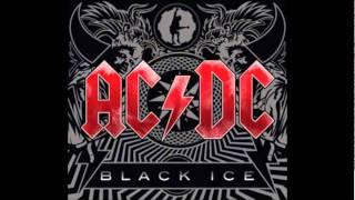 AC/DC Black Ice - Spoilin