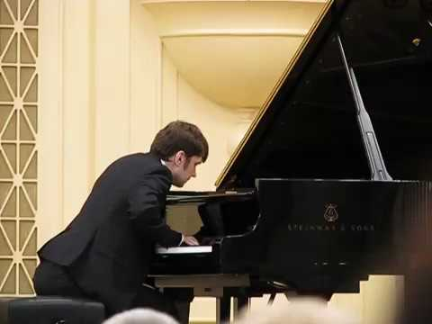 Скрябин Александр - Соната для фортепиано № 2 (Соната-фантазия) соль-диез минор