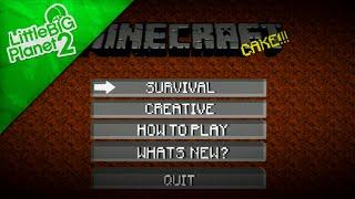 LittleBigPlanet 2 - LBP MineCraft (1P Only)