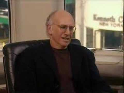 Curb Your Enthusiasm  Larry and Richard Lewis