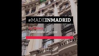 #MadeInMadrid - La Violeta