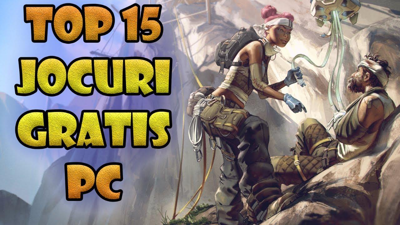 TOP 15 Jocuri Gratis pe PC 2020