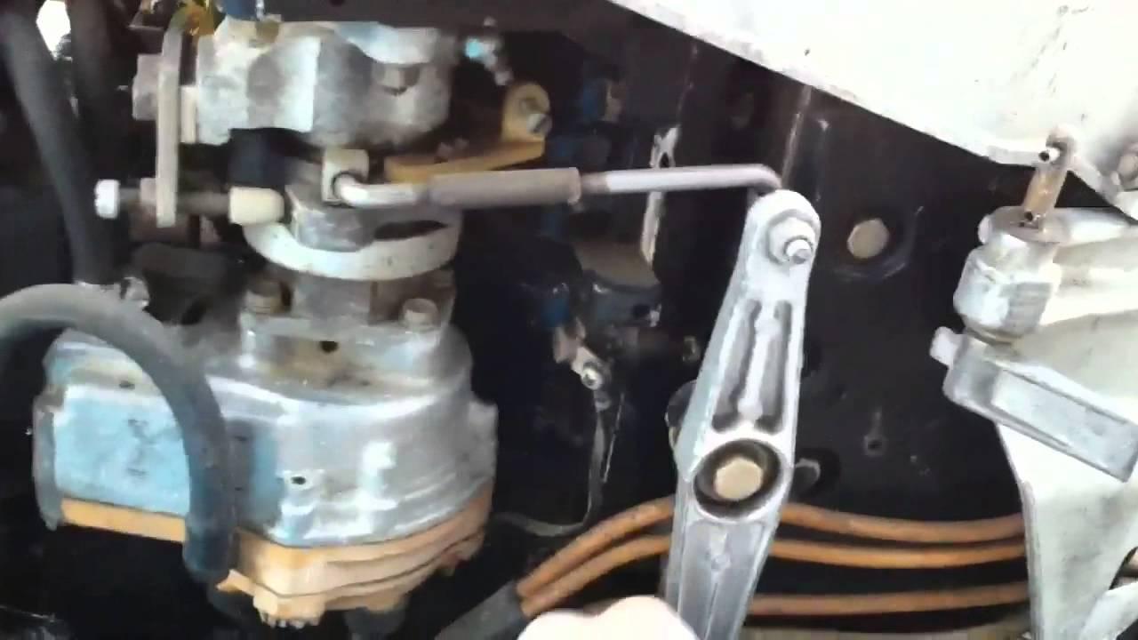 65 650 Mercury Thunderbolt Outboard Youtube