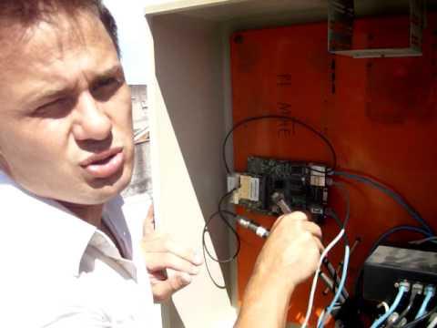 Site Telecom - Caju - Provedor Via Radio