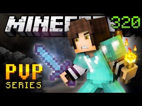 Minecraft PvP Series: Big Diamond Battle | Episode 320