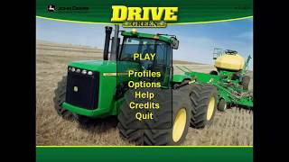 how to install john deere drive green in pc with links