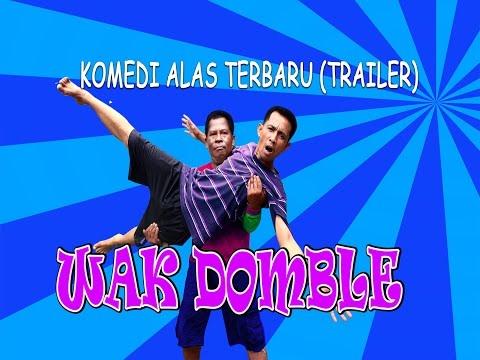 Lawak Alas Terbaru 2017 - Wak Domble (trailer)  - Aceh Tenggara.