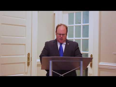 NCDP Chair Wayne Goodwin Discusses Republican Meddling in Judicial Elections