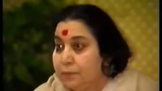 Meditation by Shri Mataji 1985