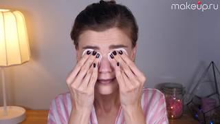 видео Как и чем правильно снимать макияж с глаз