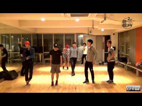 ZE:A - Aftermath (dance practice) DVhd