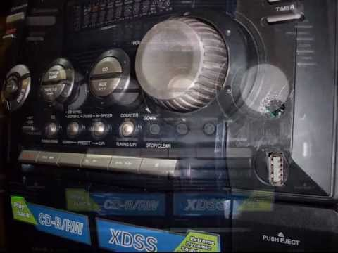 MP3 в музыкальный центр