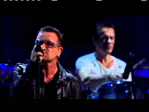 """U2, Bruce Springsteen and Patti Smith perform """"Because the Night"""" 25th Anniversary shows"""