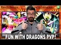 Fun With Dragons! | YuGiOh Duel Links PVP Mobile & Steam w/ ShadyPenguinn