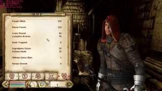Elder Scrolls IV Oblivion one way to Level Up Sneak and ...