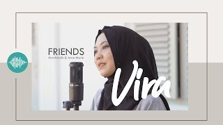 Marshmello & Anne Marie - FRIENDS  | VIRA | Sitcrev  musik cover lagu indonesia