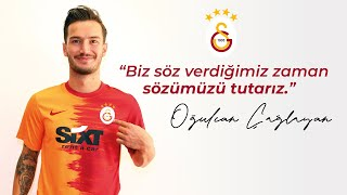 Galatasaray'a transfer olan Oğulcan Çağlayan: