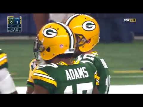 2016 - Packers @ Cowboys NFC Divisional
