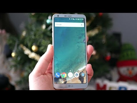 LG G6 - 6 Months Later Experience