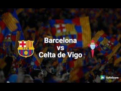 Fc Barcelona Vs Celta Vigo Live Streaming 02/12/17