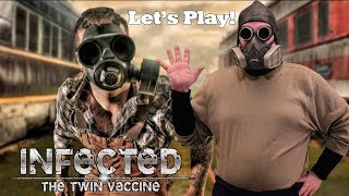This is going to be a doozy I think... Infected the Twin Vaccine part 1
