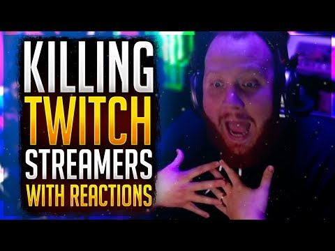 """This Guy's a GOD!"" Killing Twitch Streamers w/ Reactions #3 -- Overwatch Gameplay thumbnail"