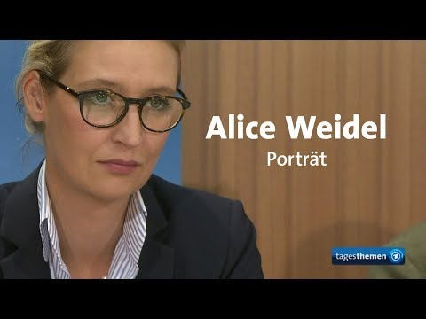Wer ist Alice Weidel?