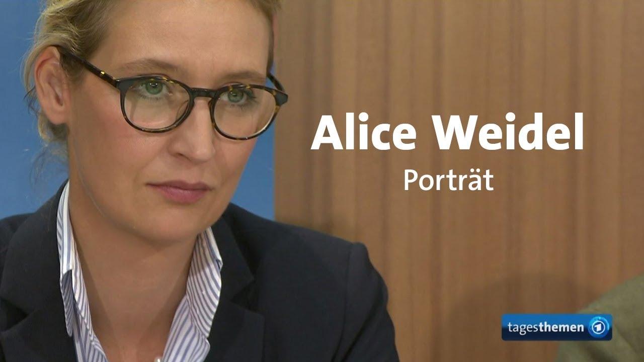 Wer Ist Alice Weidel Youtube