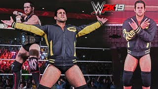 WWE 2K19 Patch 1.02 NEW Entrances & Victory Scenes: Roderick Strong Undisputed Era w/ Kyle O