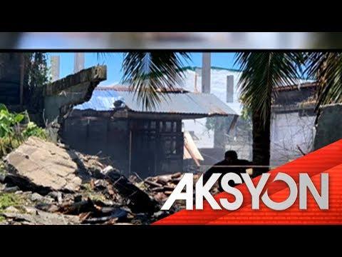 Pagsabog sa Davao Police Office
