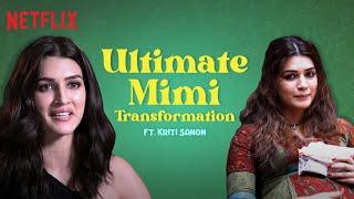 Kriti Sanon Before V S After Mimi Netflix India